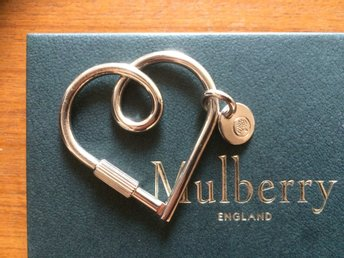 Mylberry Heart Keyring