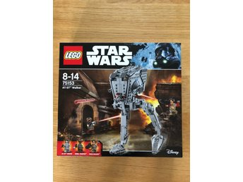 LEGO STAR WARS - 75153 - AT-ST  - ny/oöppnad