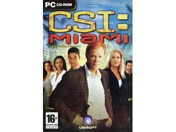 PC - CSI: Miami (Beg)