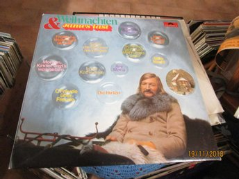 JAMES LAST - WEIHNACHTEN - LP