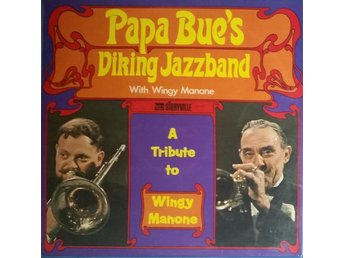 LP Papa Bue´s Viking Jazzband with Wingy Manone