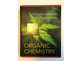 Organic Chemistry 9th Edition (Ninth Ed.) 9e By Solomons 2007
