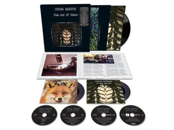 Squire Chris: Fish out of water (Ltd) (Vinyl LP + 2 CD + 2 DVD)