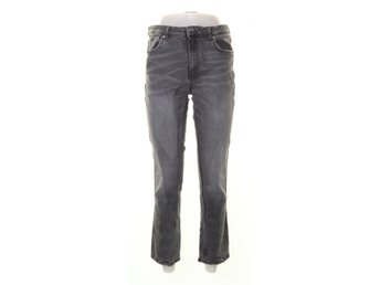 Perfect Jeans Gina Tricot, Jeans, Strl: 42, Grå