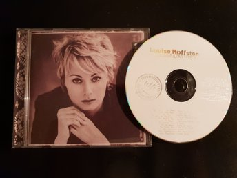 Louise Hoffsten Beautiful, but why /CD PROMOSTÄMPLAD /Rare!