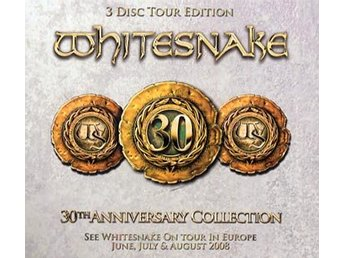 Whitesnake: 30th anniversary collection (3 CD)