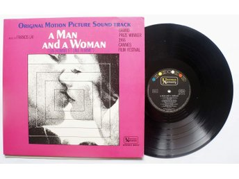 ** A Man and a Woman - Soundtrack  **