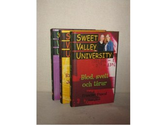 Sweet Valley University del 1 -3 Francine Pascal