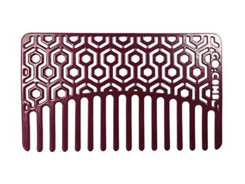 Go Comb Merlot Hexagon