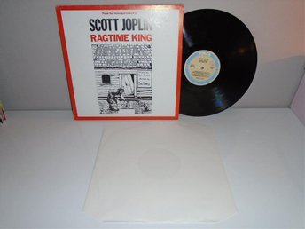 SCOTT JOPLIN RAGTIME KING ORIGINAL RAGS