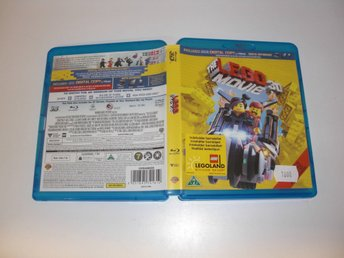The Lego Movie  -  Blu-ray 3D