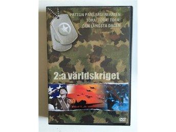 Andra världskriget - 3 filmer - Uppsala - Andra världskriget - 3 filmer - Uppsala