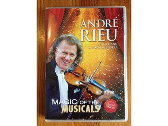 Magic Of The Musicals - André Rieu