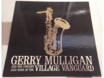 Gerry Mulligan - Village Vanguard , Verve Mono Orig, lp -61