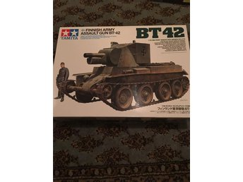 Tamiya - Finnish Army Assault Gun BT-42