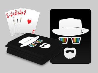 Breaking Bad Heisenberg Kortlek Poker Texas Hold Em Spelkort - Kuala Lumpur - Breaking Bad Heisenberg Kortlek Poker Texas Hold Em Spelkort - Kuala Lumpur
