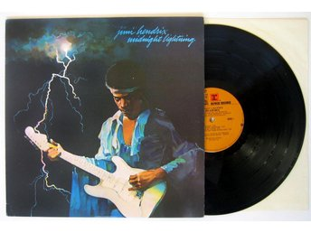 Jimi Hendrix – Midnight Lightning USA/ NM