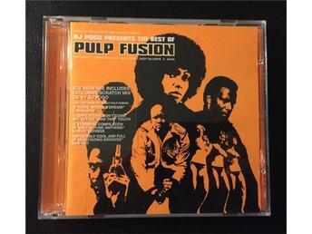 DJ Pogo Pulp Fusion DubbelCD - Avesta - DJ Pogo Pulp Fusion DubbelCD - Avesta