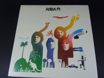 LP / VINYL / ALBUM / SKIVA - ABBA - THE ALBUM