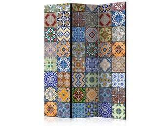 Rumsavdelare - Colorful Mosaic Room Dividers 135x172