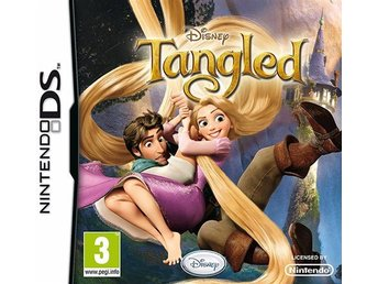 Tangled - Disney Trassel - Nintendo DS