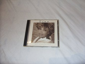 Tina Turner Whats Love Got To Do With It Musik CD EMI Records 1993