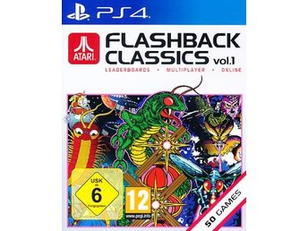 Atari Flashback Classic Vol 1 PS4 (PS4)