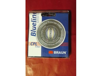 POLARISATIONSFILTER,BRAUN,62MM,FILTER