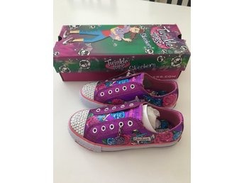 Absolut finaste skorna Sketchers Twinkle Toes