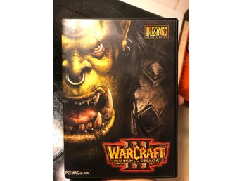 Warcraft Reign of chaos