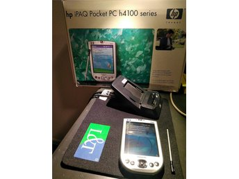 Hp iPAQ Pocket PC h4100 serjes i superfint skick