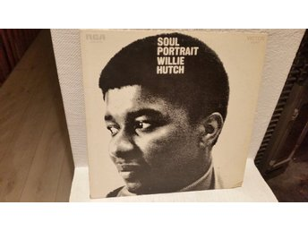 Willie Hutch - Soul portrait (1969)