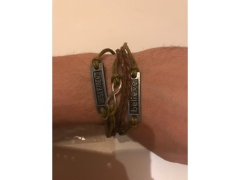 Armband bestfriend forever believe