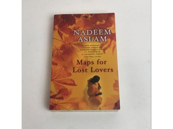 Bok, Maps for Lost Lovers, Nadeem Aslam, Pocket, ISBN: 9780571221837, 2005