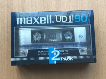 Maxell ud1 90 2-pack