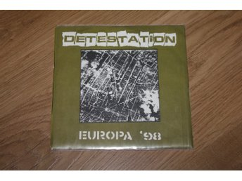 Detestation- Europa '98