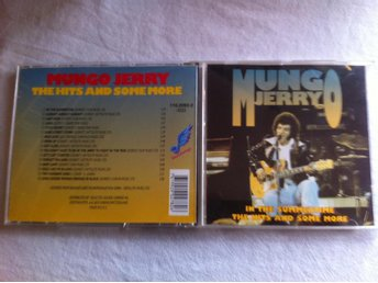 Mungo Jerry - In The Summertime. The Hits And Some More.