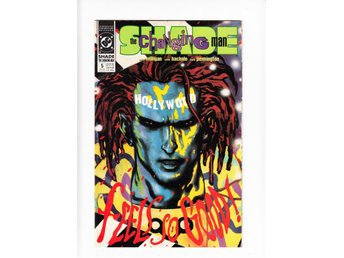Shade the Changing Man nr 5 1990 / VF/NM / toppskick