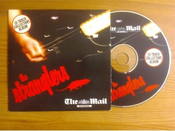 The Stranglers UK The Mail on Sunday promo CD
