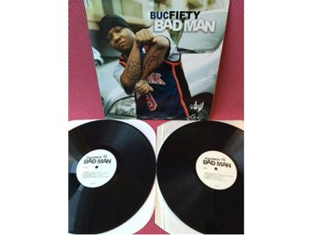 BUCFIFTY - BAD MAN 2-LP