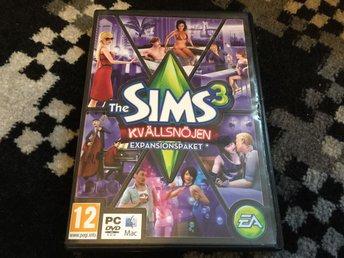 PC SPEL - The Sims 3 - Kvällsnöjen - Angered - PC SPEL - The Sims 3 - Kvällsnöjen - Angered