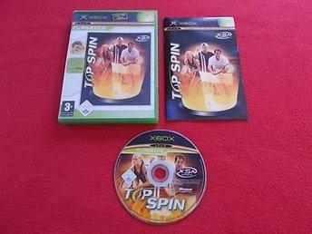 TOP SPIN till Xbox - Blomstermåla - TOP SPIN till Xbox - Blomstermåla