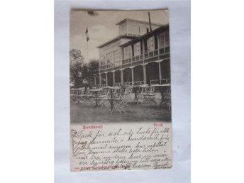 Sundsvall - Tivoli ~1903 - Segeltorp - Sundsvall - Tivoli ~1903 - Segeltorp
