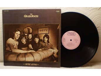 GRASS ROOTS - MOVE ALONG - GER LP 1972 PSYCH