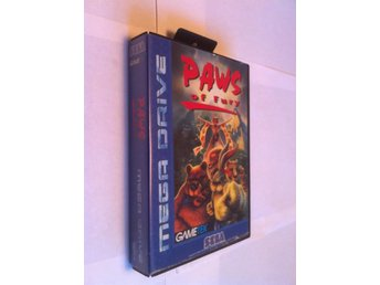 Megadrive: Paws of Fury