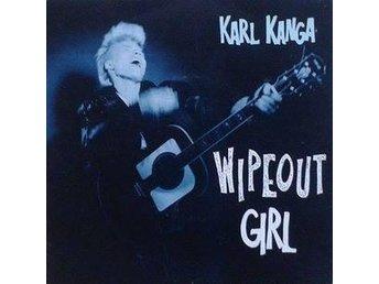"""Karl Kanga title* Wipeout Girl* Rock,Pop Swe 7"""" - Hägersten - Karl Kanga title* Wipeout Girl* Rock,Pop Swe 7"""" - Hägersten"""