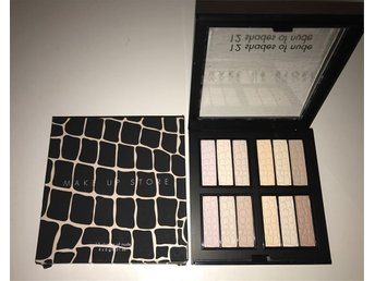Make up store 12 shades of nudes palette OANVÄND