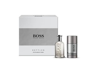 Giftset Hugo Boss Bottled Edt 50ml + Deostick 75ml