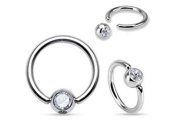 Captive Bead ring - Hallsberg - Captive Bead ring - Hallsberg