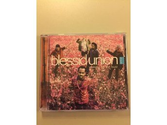 Blessid Union Of Souls: Walking of the buzz.  CD